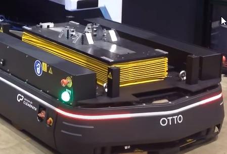 OTTO consigue 29 millones para desarrollar sus robots AMR